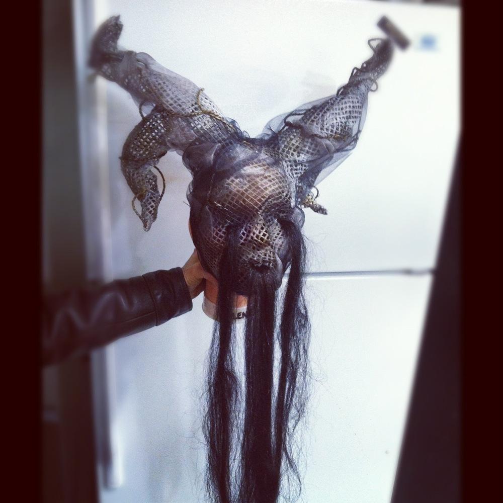 Varaform Mask and Design by Arlene Felipe