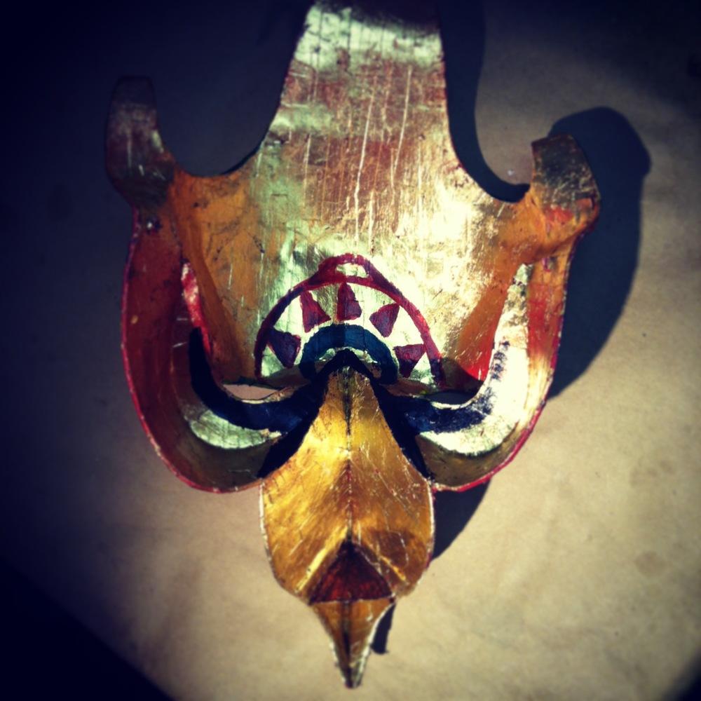 Benda Mask: Interior