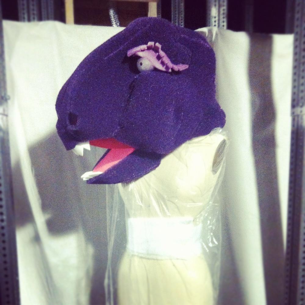 Dino / Dragon Head