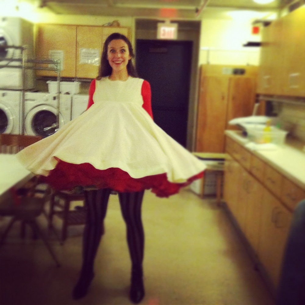 The Poppies! - First Fitting