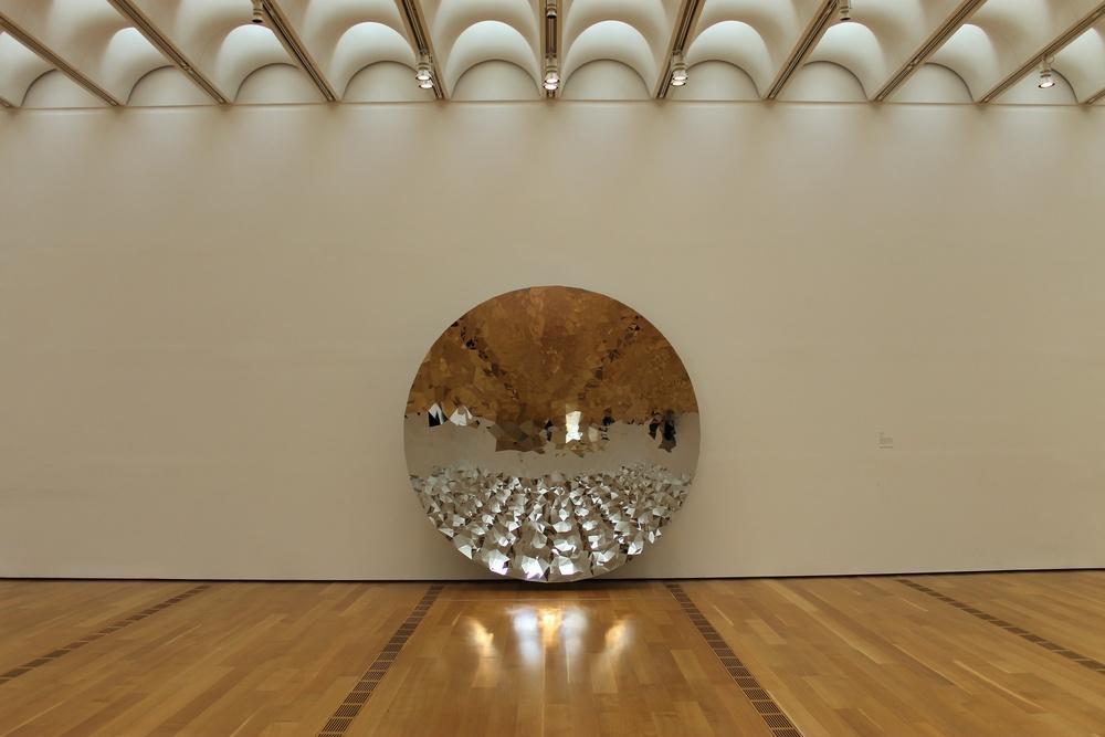 Anish Kapoor at the High Museum, Atlanta, GA