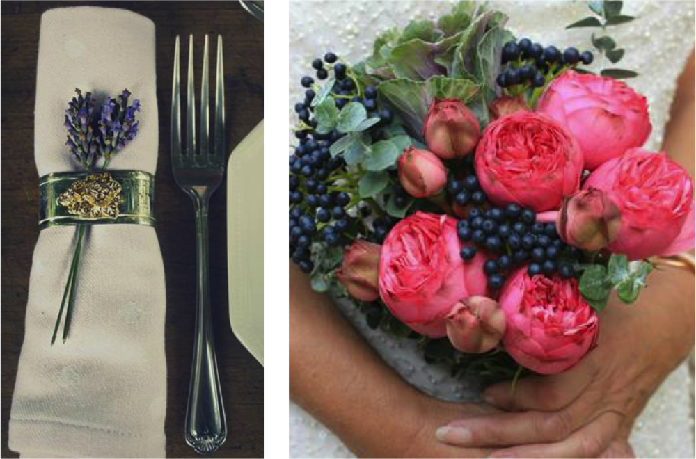 wookie-floral design-wedding bouquet-unique-wedding reception