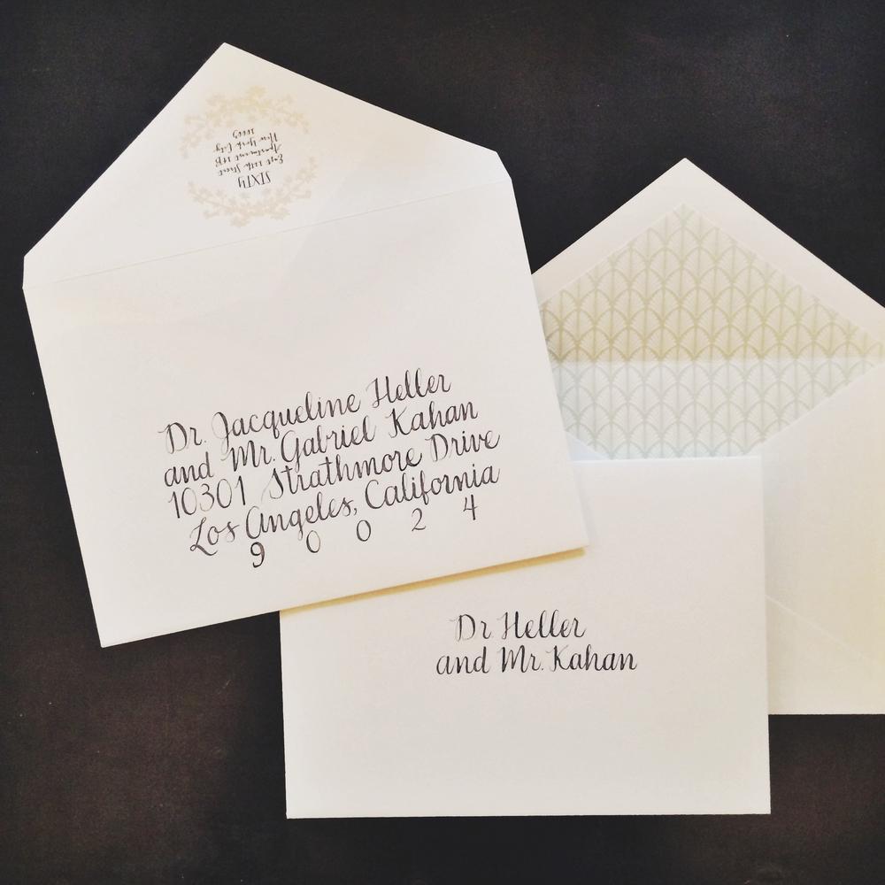 Paper Tip Why You Should Use Inner Envelopes FourteenForty