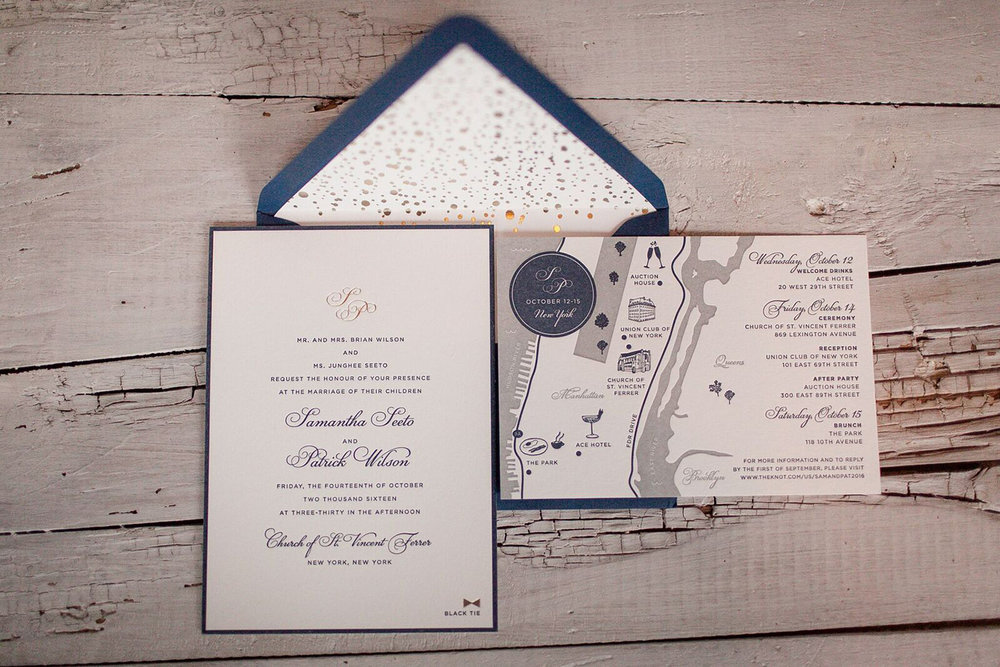 Classic Wedding At Union Club In New York City Fourteen Forty