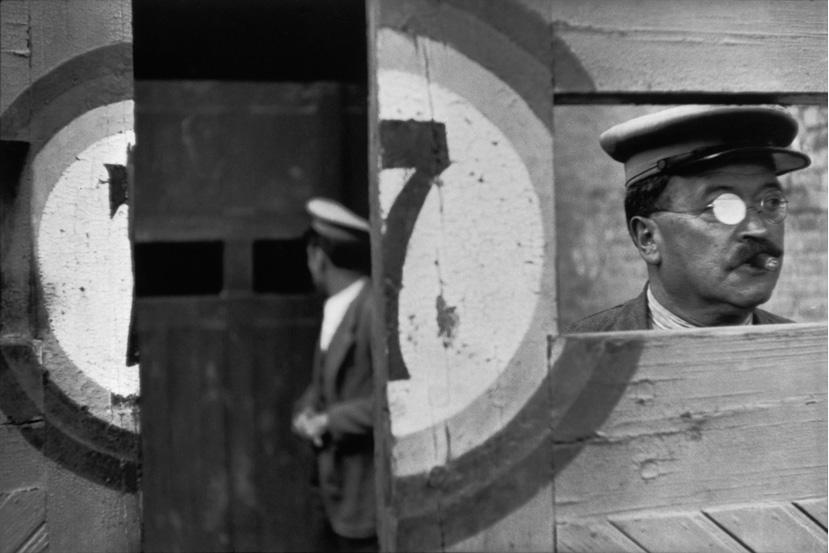 """Henri Cartier-Bresson, """"Valencia, Spain"""", 1933"""