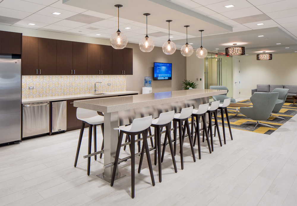 At 1650 Arch Street in Philadelphia, communal conference space has been redefined.