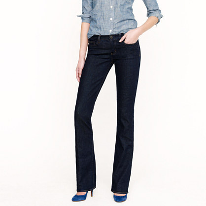 BOOTCUT JEAN IN CLASSIC RINSE WASH - $115 at J.Crew.jpg
