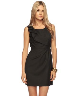 Love 21 Ruffled Bodice Dress - $24.80 Forever 21.jpg