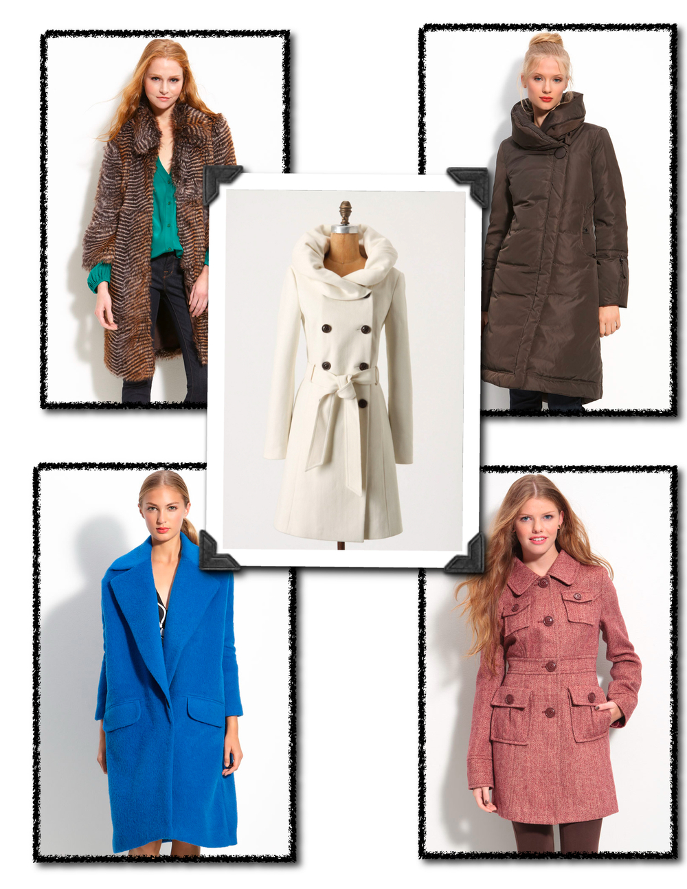 fashion. Covetable Coats