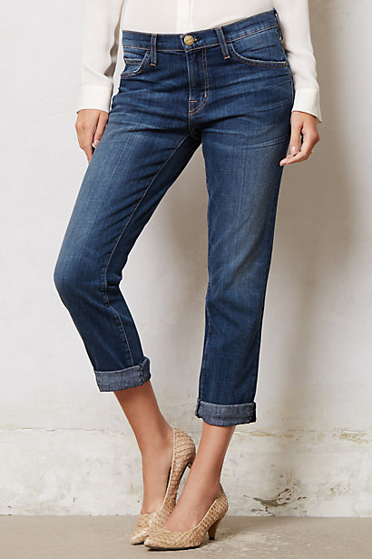 CURRENT/ELLIOTT Fling Relaxed Jeans $208
