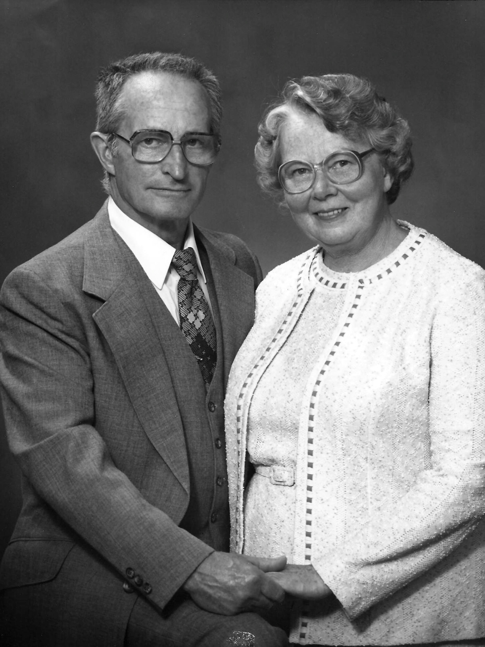 Dr. Bruce and Edith Murray