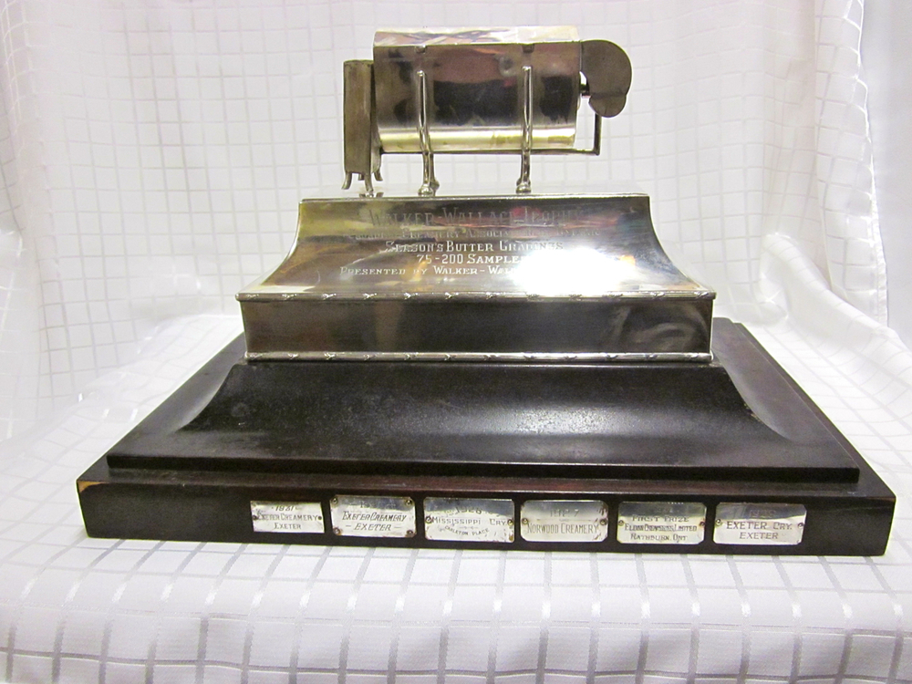 Walker-Wallace  Canadian Trophy