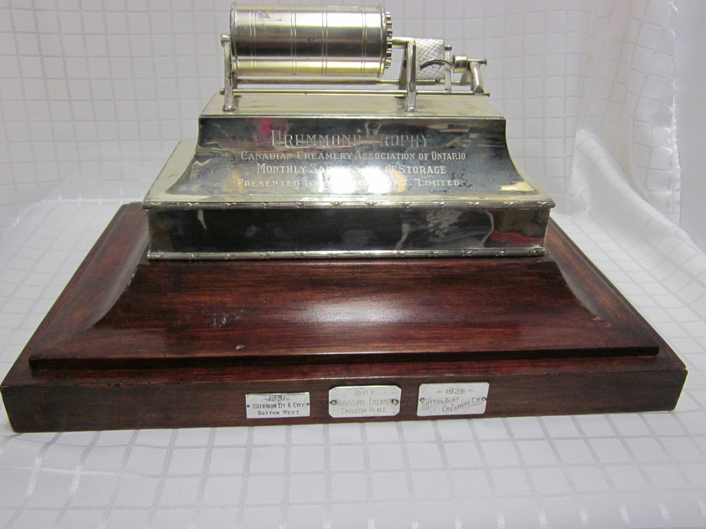 W. R. Drummond Trophy