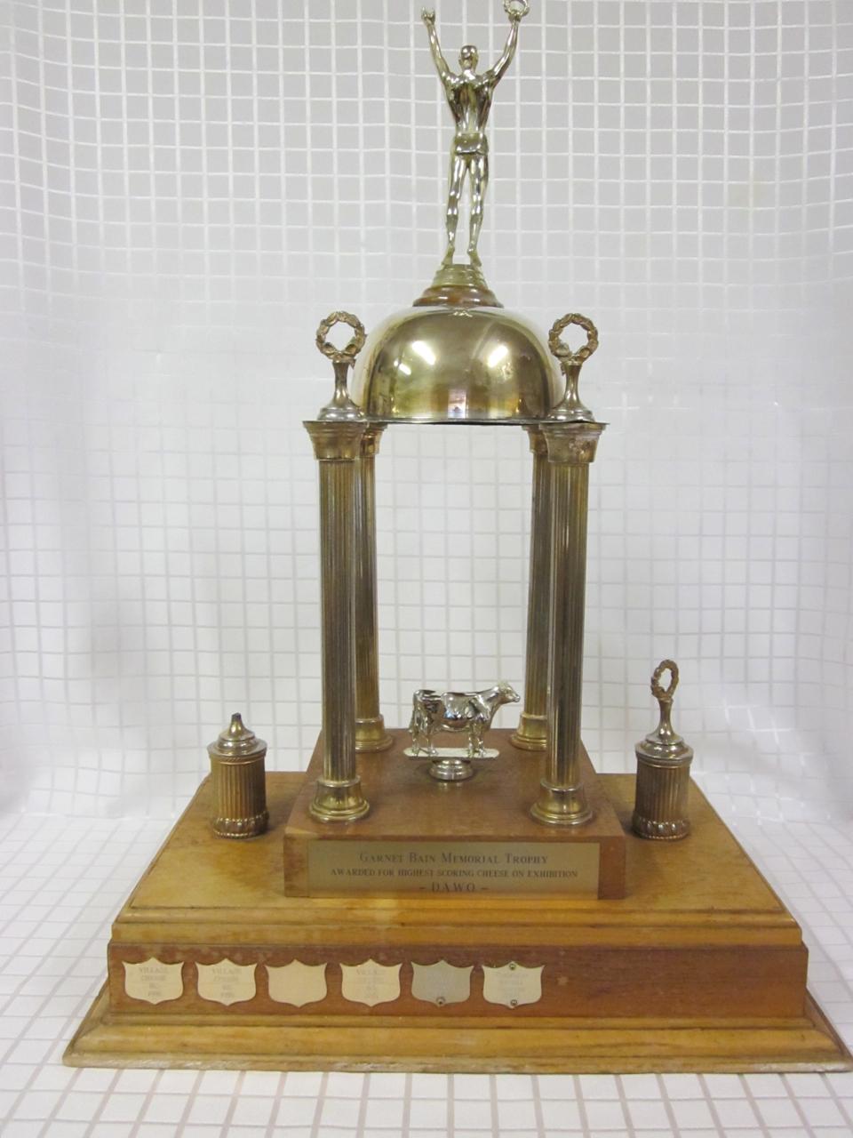 Garnet Bain Memorial Trophy