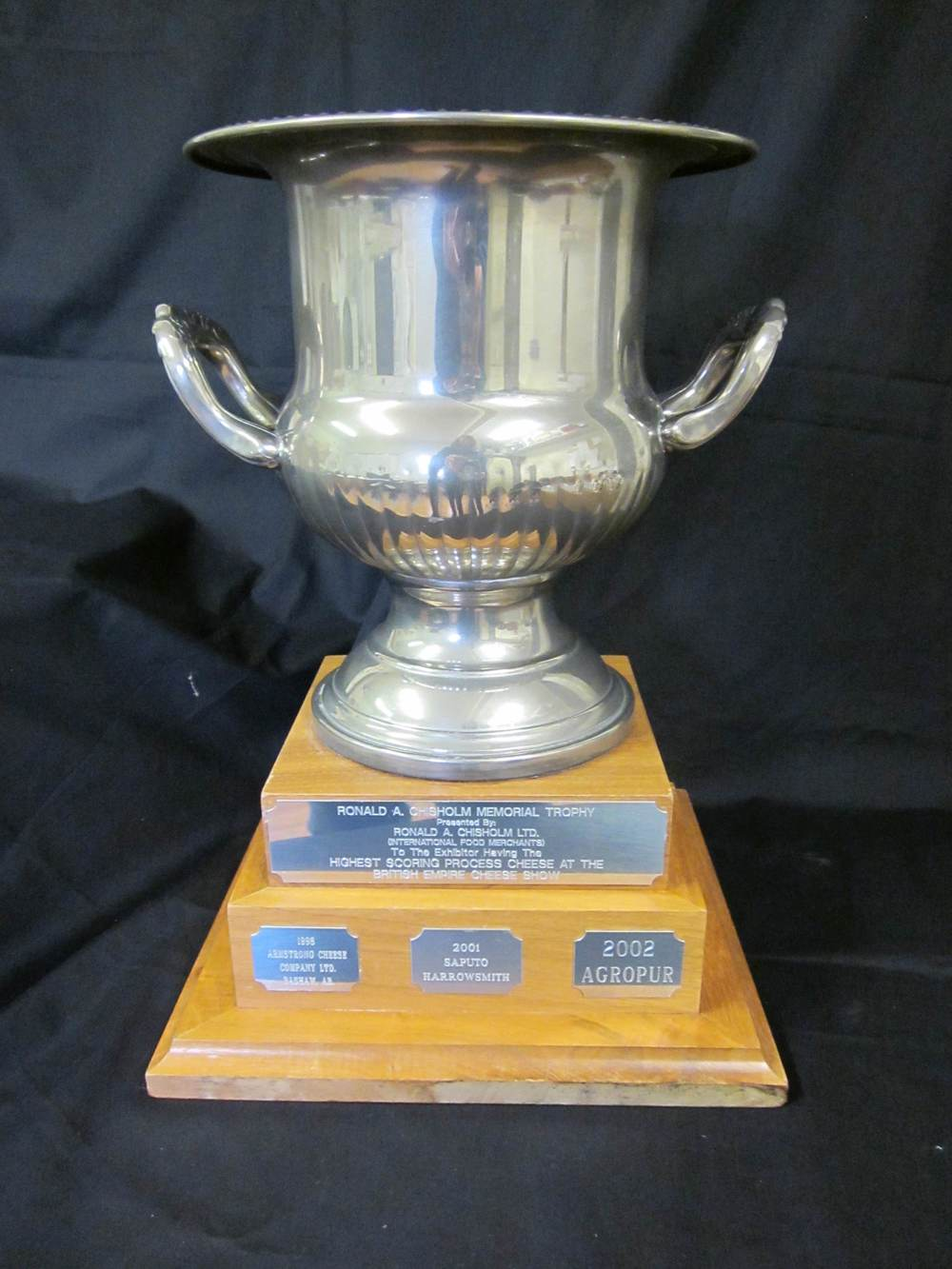 Ronald A. Chisholm Memorial Trophy