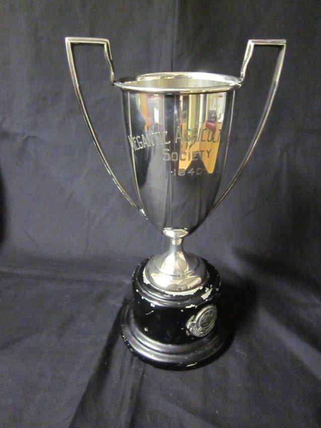 Megantic Agricultural Society Trophy