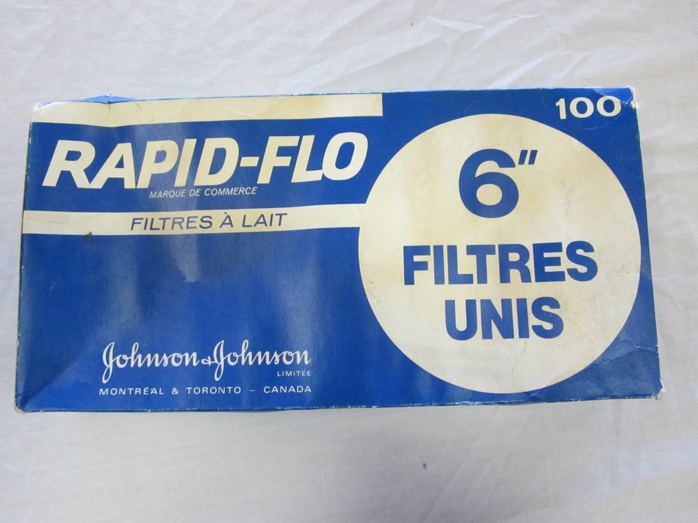 Box of filters