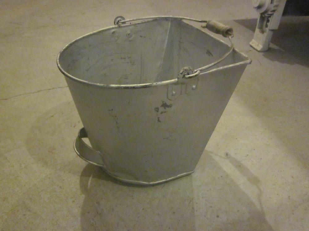Curd pail