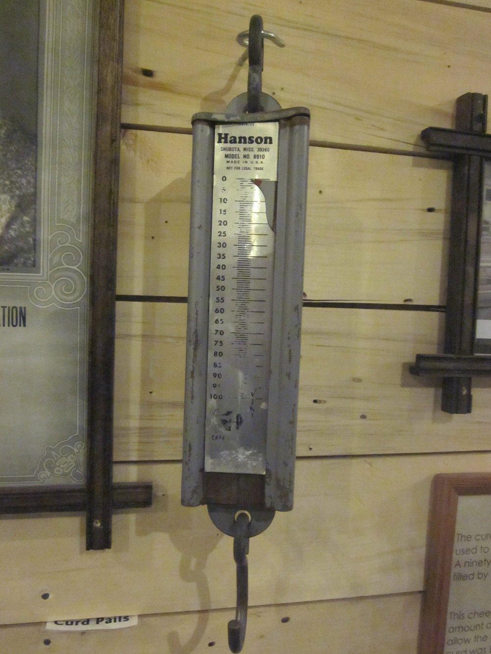 Hanson Spring Scales