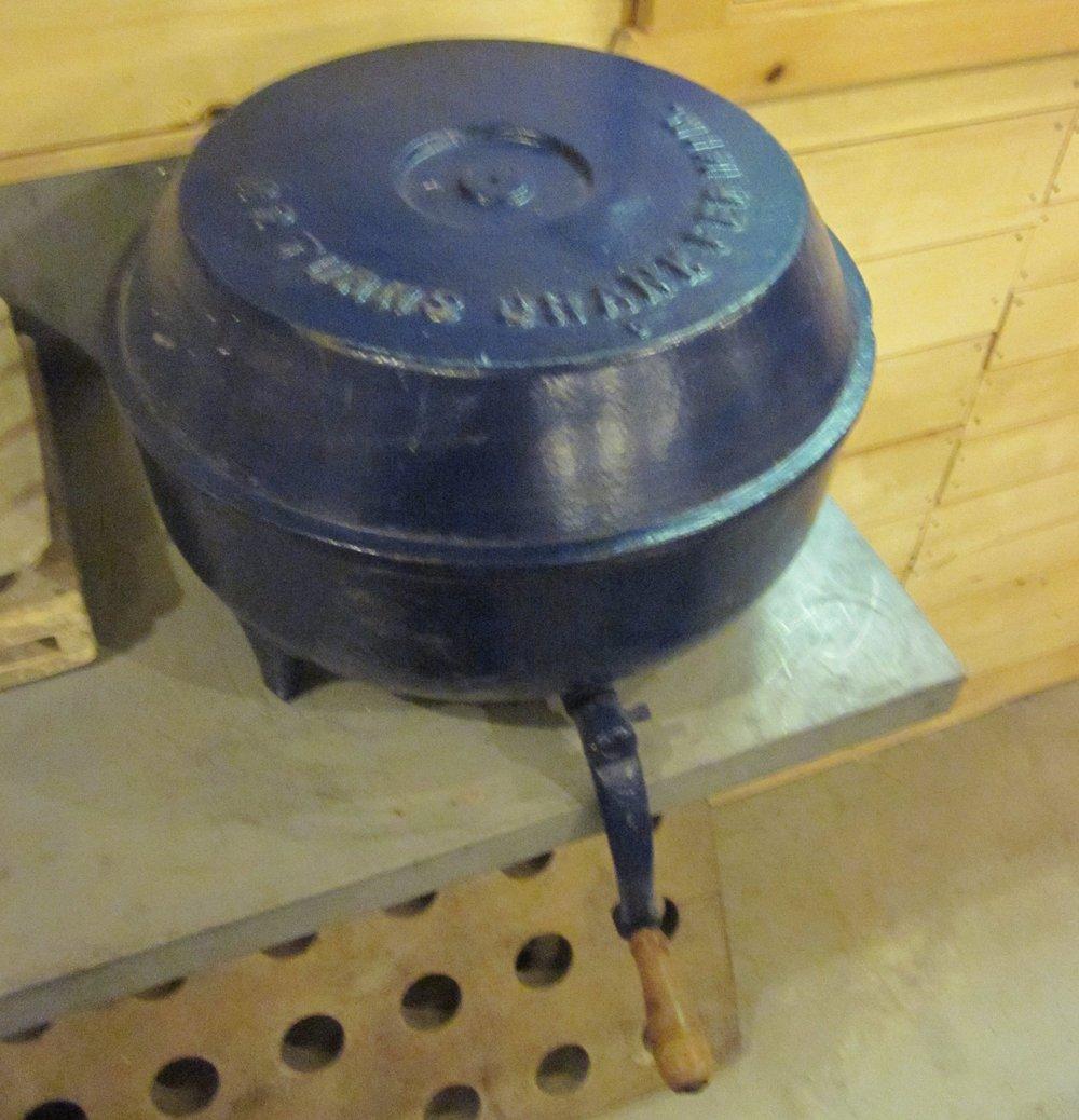 Babcock Test centrifuge