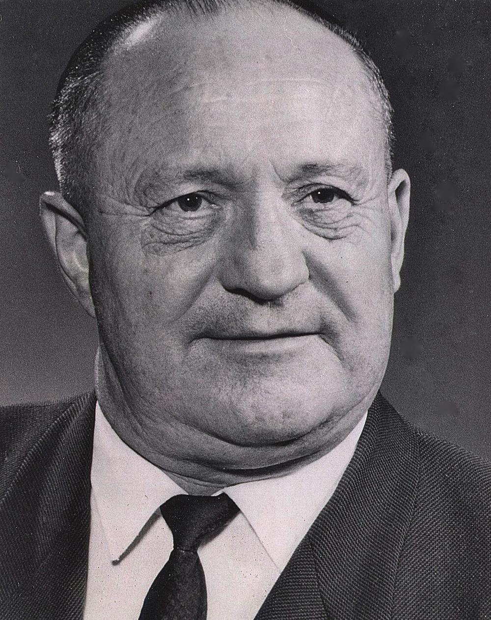 Ernest Wesley Henderson