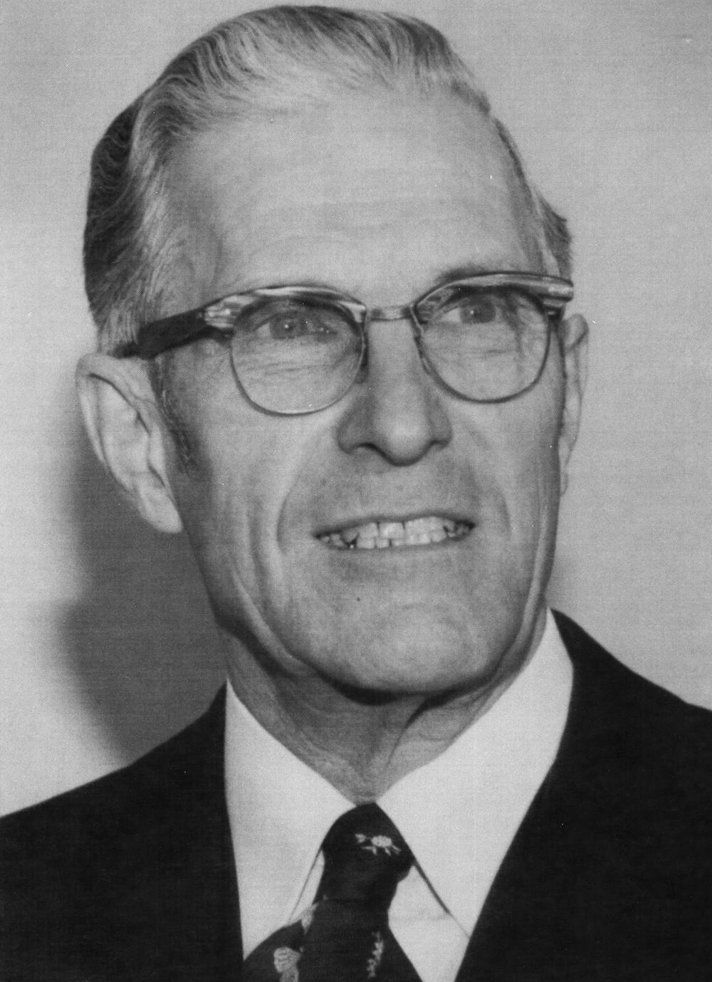 J. Donald Baxter