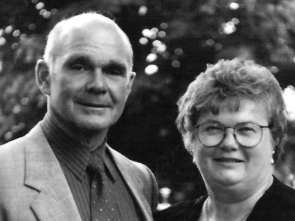 Howard and Cathy McCann