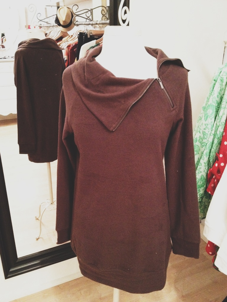 These extremely soft sweaters came in last weekend and are sold in a variety of stylish colors. This cozy style has been Meadow's top selling item for the past three years!