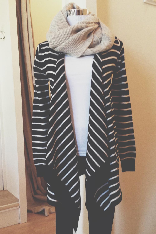 Stripes. Everywhere. Love them.