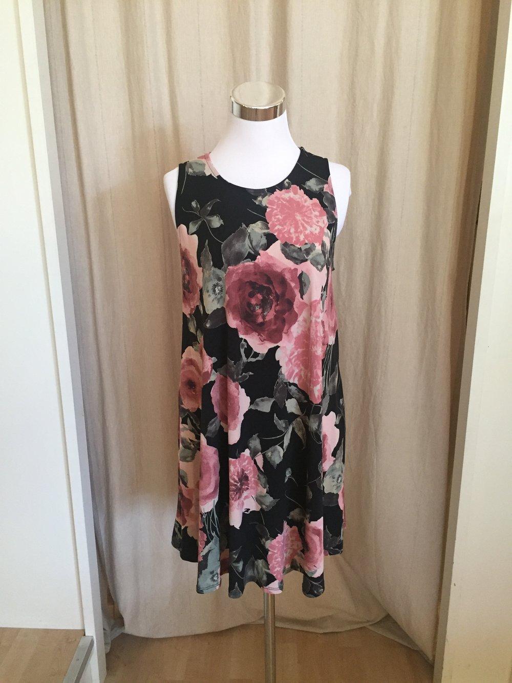 Rosey A-Line Dress, $38