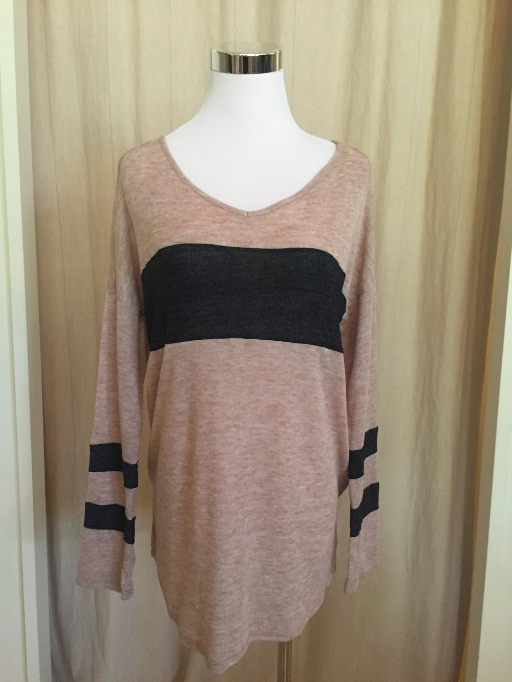 Light Knit Sweater, $32