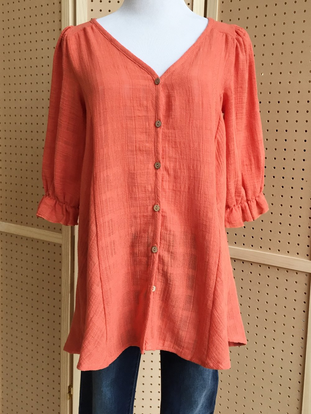 Pink Blouse ($38)