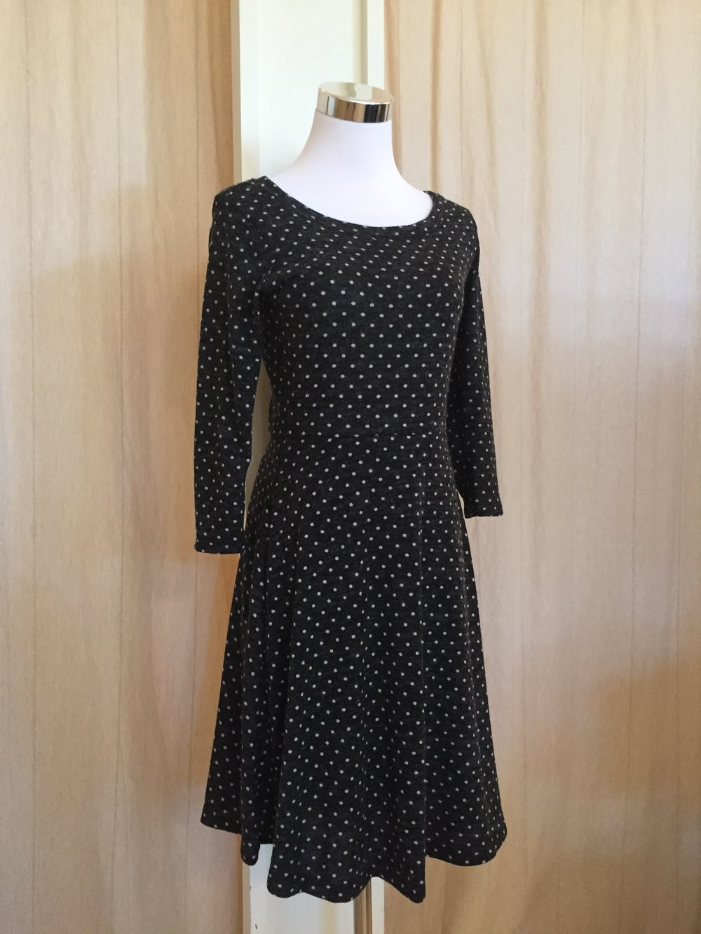 Gilli Polka Dot Dress $45
