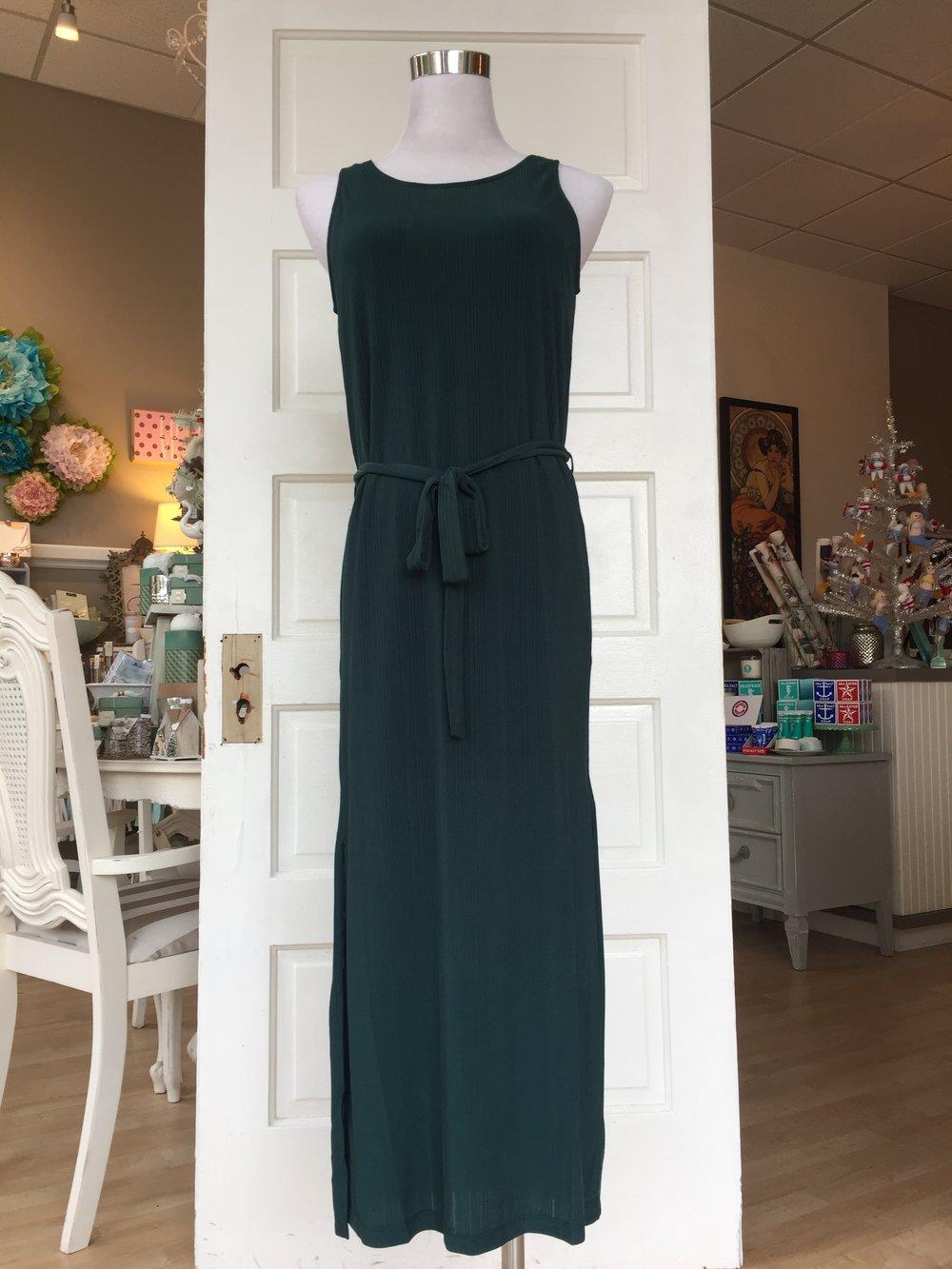 Emerald midi dress ($42)