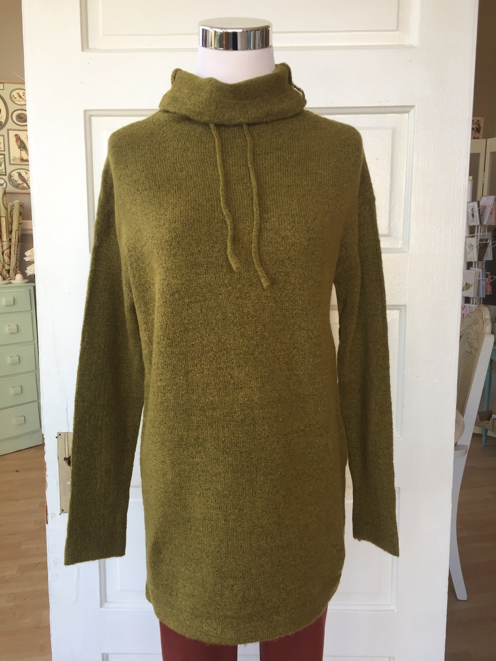 Olive Cowl $42