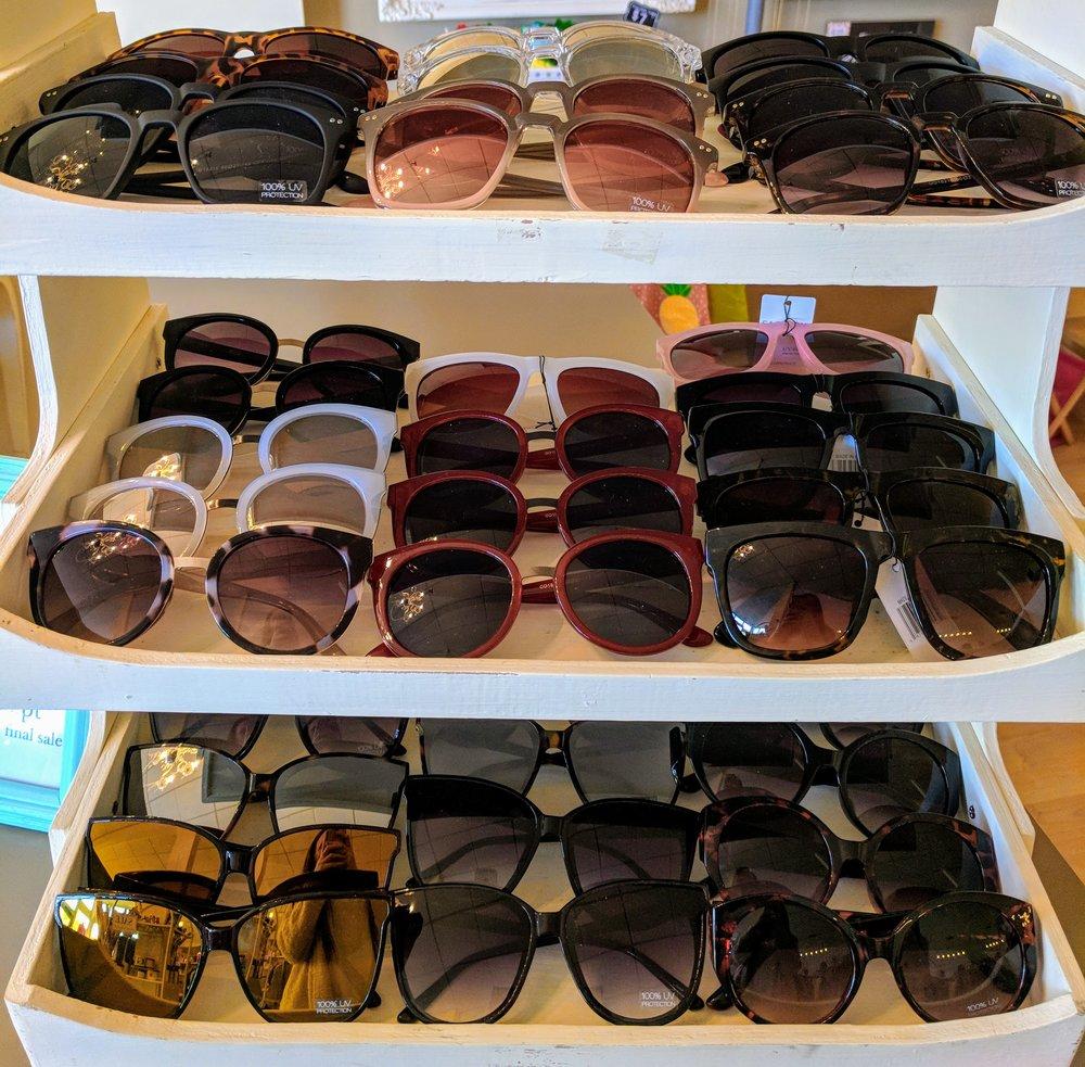 Sunglasses $12