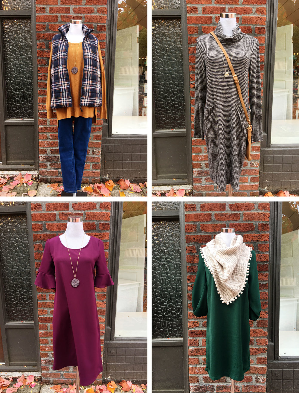 New Gilli dresses, Dreamers sweater and lots more for you to see!
