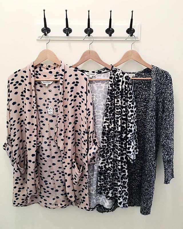 Fun new cardigans great for layering and staying warm while looking fab! #meadowboutique #meadowboutiqueseattle #dress #clothing #fashion #shoppinglocal #shopping #style  #ootd  #ootdfashion  #seattlestyle #outfitinspo #instafashion  #whattowear #shopsmall #queenanne #queenannebouoque #boutiqueshopping #shopsmall #fallstyle #fallfashion #weekendready #newarrivals #cozy #casual #comfy