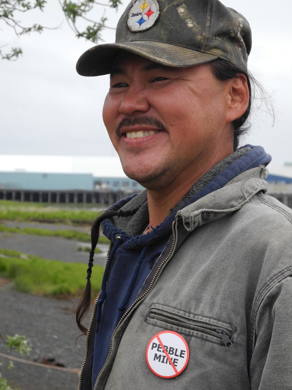 A recent poll shows 80% of the population in Dillingham, Alaska oppose Pebble Mine