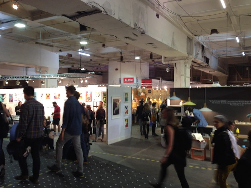 Designjunction draws the crowds year on year.