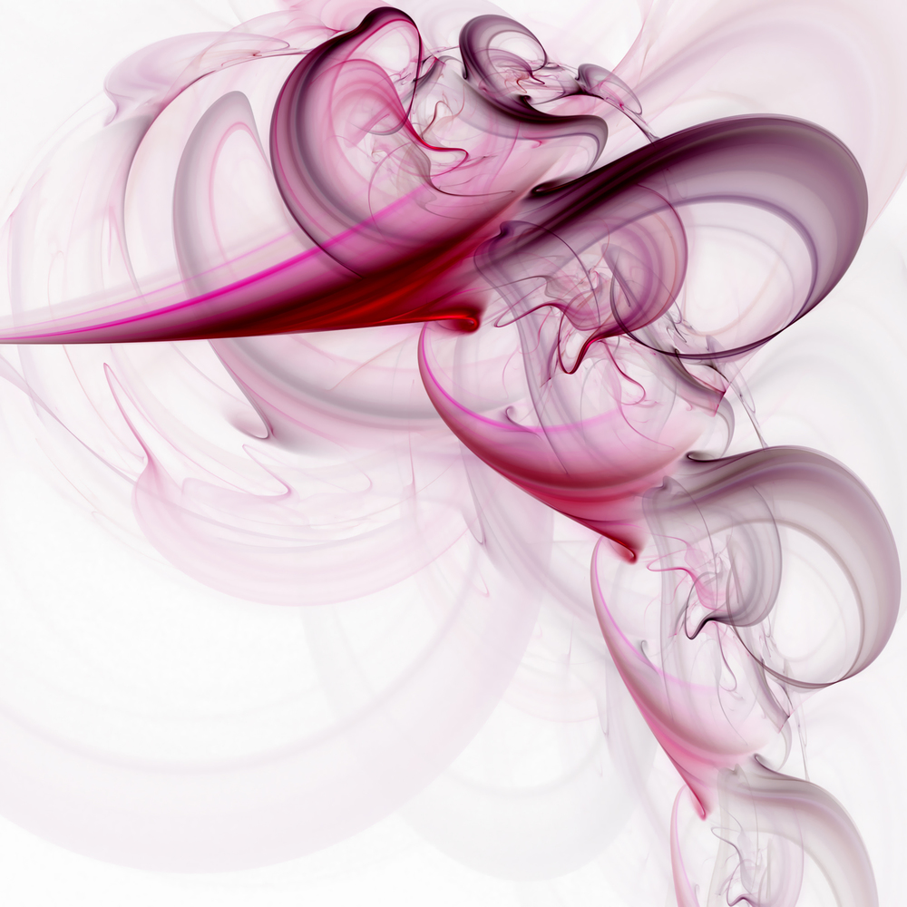 PINK AND GRAY SMOKE BY PATRICIA FATTA