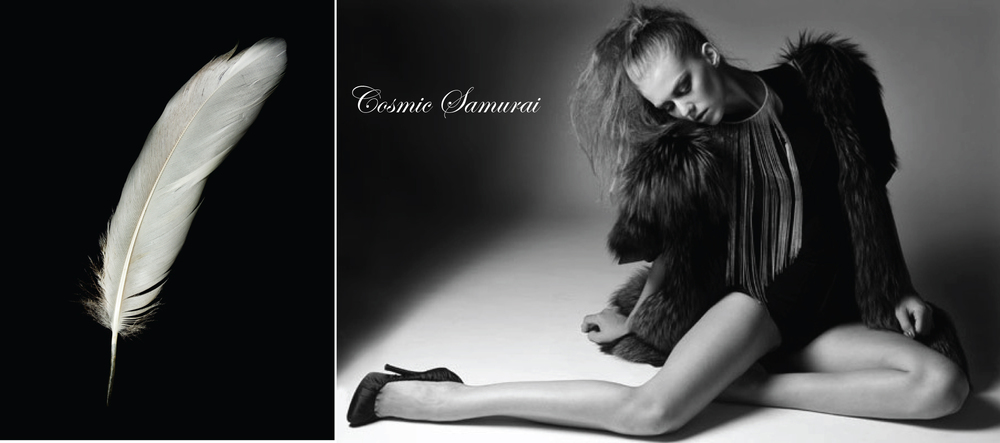IMAGE ON RIGHT: ITALIAN VANITY FAIR. STYLED BY VAVA IGNATENKO
