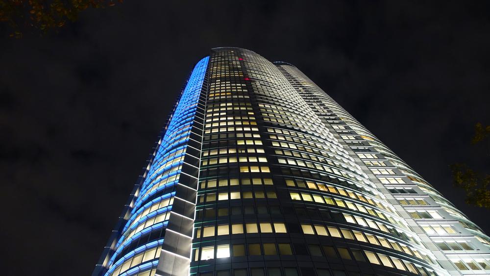 Tower in Roppongi Hills, Tokyo.jpg