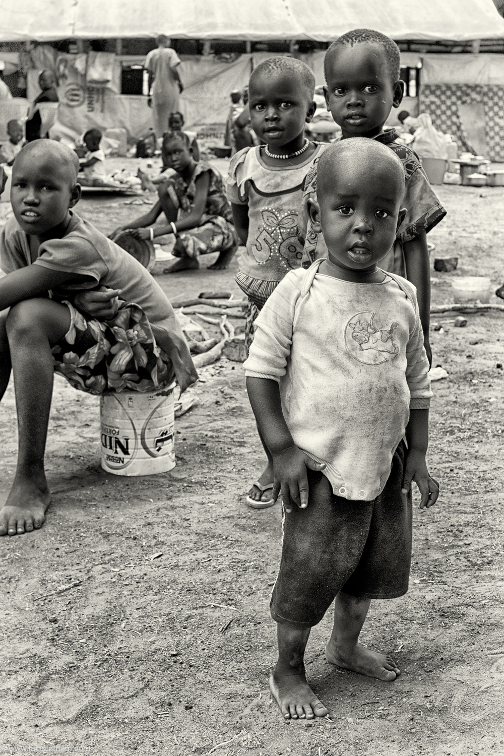 ug - south sudan refugees - dziapi - bw-10.jpg