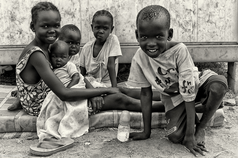 ug - south sudan refugees - dziapi - bw-12.jpg