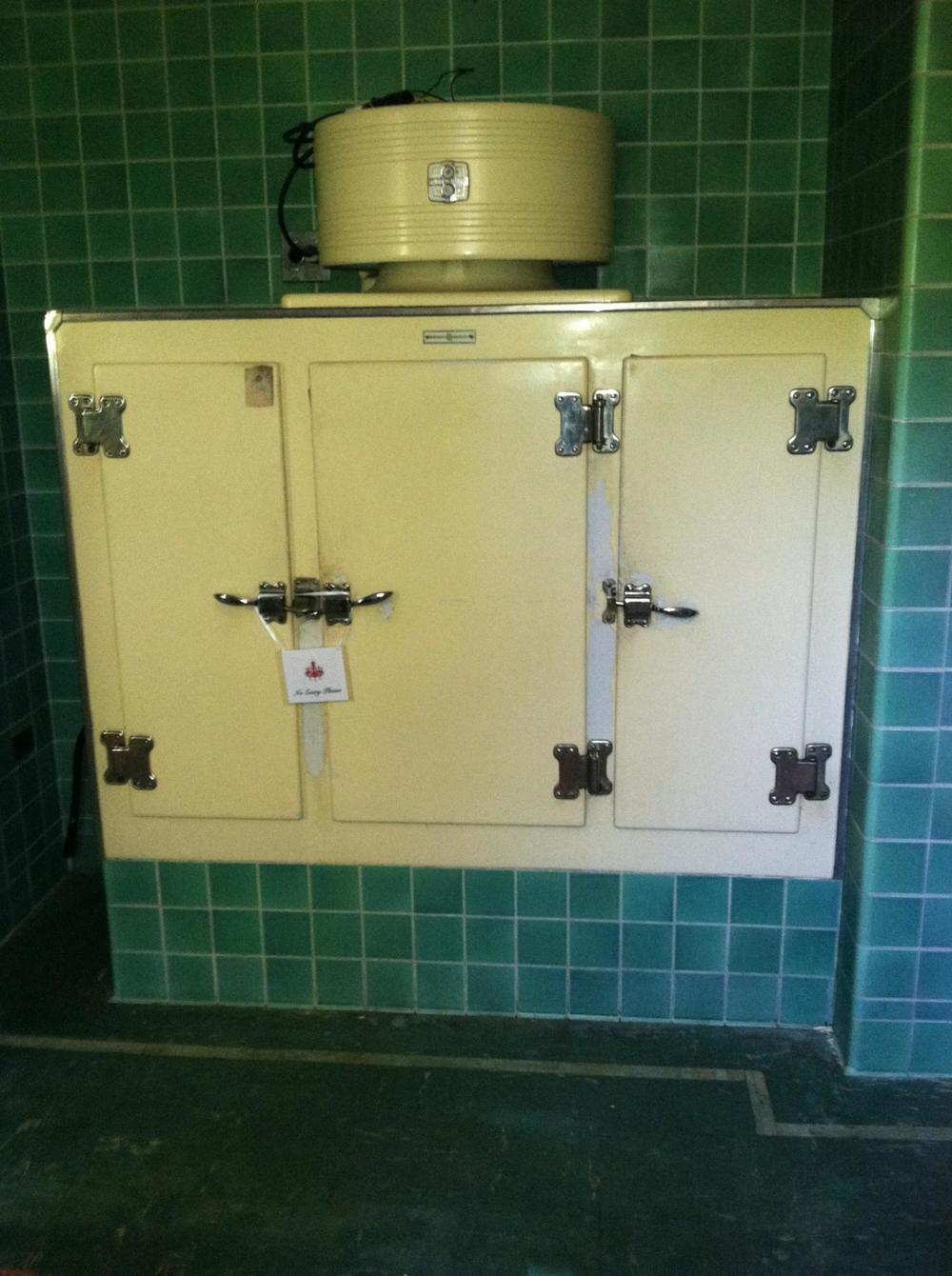 original refrigerator