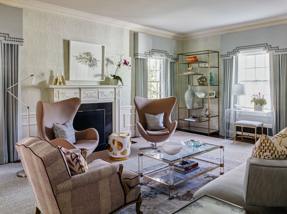 Hidell Brooks Is So Thrilled To See The March Issue Of Lonny Magazine  Featuring Charlotte Based Interior Designer Charlotte Lucas In 6 Faces To  Watch. ...