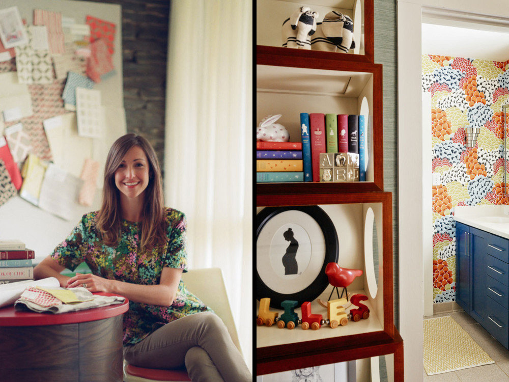 charlotte lucas + selena beaudry...lonny magazine — hidell ...