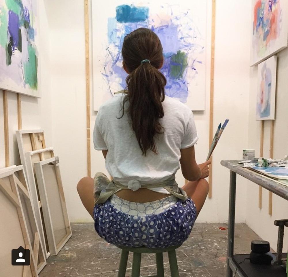 kate long stevenson's studio
