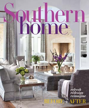 ... Collectoru0027s Homes Featured In Southern Home Magazine January/february  Issue. With Architecture By Pursley Dixon Architecture And Interior Design  By ...